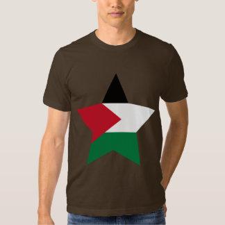 Palestine Star Tee Shirt