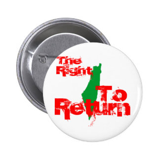 Palestine: The RIght To Return Button