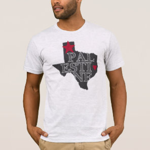Palestine, TX hometown love men's shirt