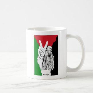 Palestine Victory Flag Coffee Mug