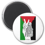 Palestine Victory Flag Refrigerator Magnets