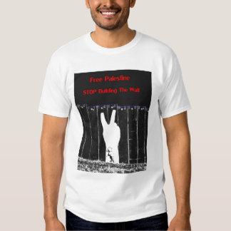 Palestine Wall T Shirt