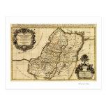 PalestinePanoramic MapPalestine 2 Postales