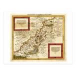 PalestinePanoramic MapPalestine 3 Postal