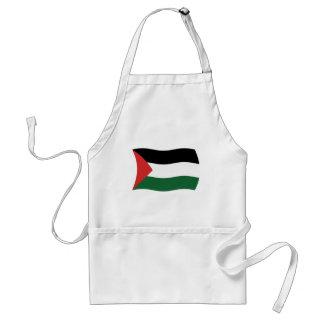 Palestinian Authority Flag Apron