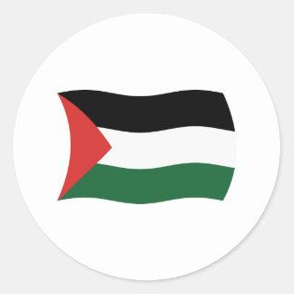 Palestinian Authority Flag Sticker