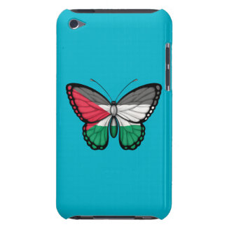 Palestinian Butterfly Flag Barely There iPod Case