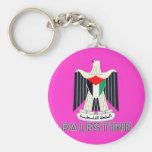Palestinian Emblem Key Chains