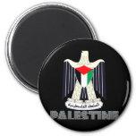 Palestinian Emblem Refrigerator Magnet
