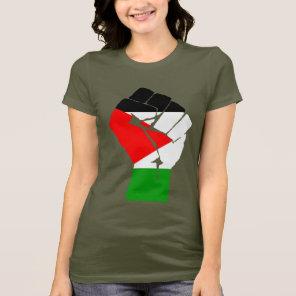 Palestinian Fist of Revolution T-Shirt