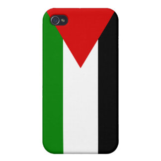 Palestinian Flag Cover For iPhone 4