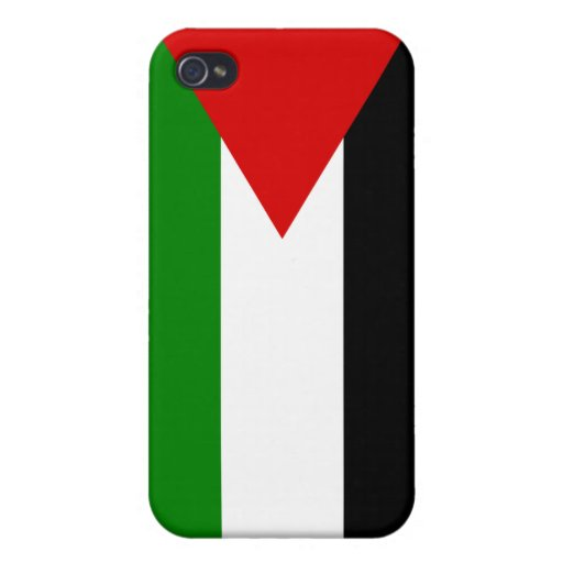 Palestinian Flag iPhone 4/4S Cases