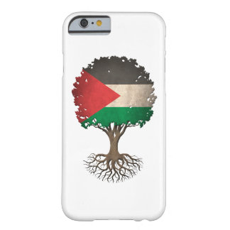 Palestinian Flag Tree of Life Customizable Barely There iPhone 6 Case