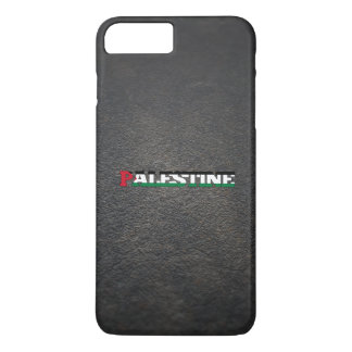 Palestinian name and flag iPhone 7 plus case