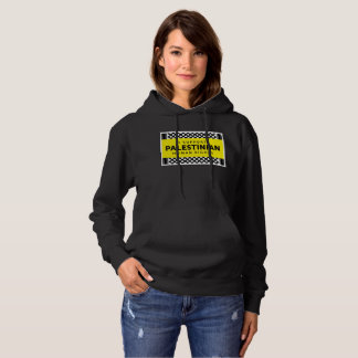 Palestinian Rights Hoodie - Women's Cut