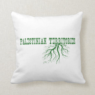 Palestinian Territories Roots Pillow