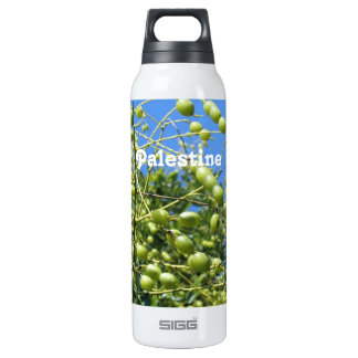 Palestinian Territory Olives 16 Oz Insulated SIGG Thermos Water Bottle