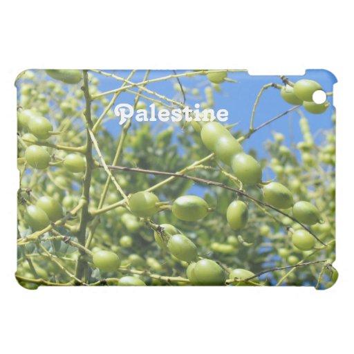 Palestinian Territory Olives iPad Mini Covers