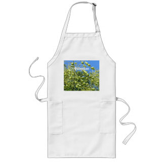Palestinian Territory Olives Long Apron