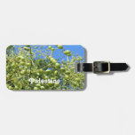 Palestinian Territory Olives Luggage Tags