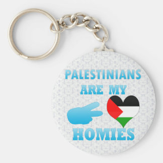 Palestinians are my Homies Key Chains