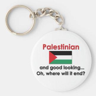 Palestino apuesto llaveros