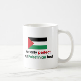 Palestino perfecto taza de café