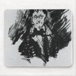 Palestrina in a Black Suit Mouse Pad