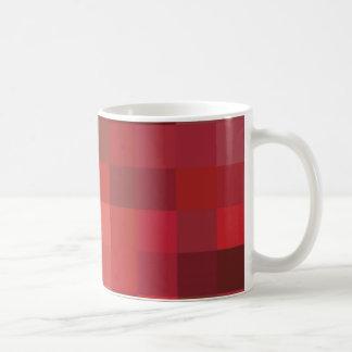 Paleta de colores de las luces y de las taza básica blanca