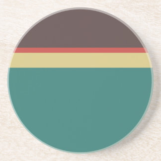 Paleta de colores posavasos manualidades