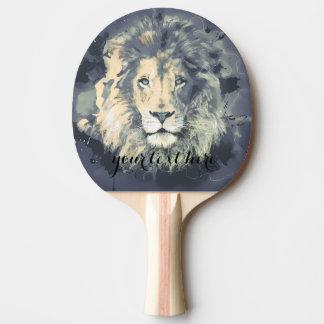 Paleta de encargo CÓSMICA del ping-pong del REY el Pala De Tenis De Mesa