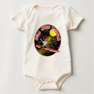 Paleta de la Luna Llena del kajak Body De Bebé