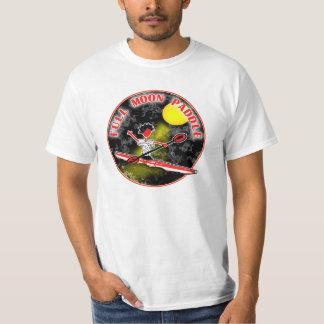Paleta de la Luna Llena del kajak Playeras