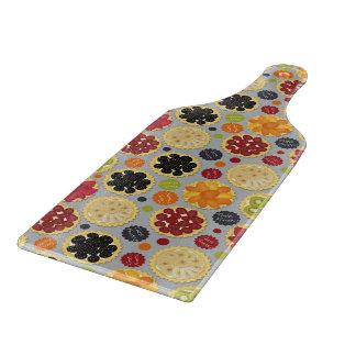 Paleta de la tabla de cortar de Tutti Frutti