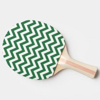 Paleta de moda del ping-pong de Chevron Pala De Ping Pong