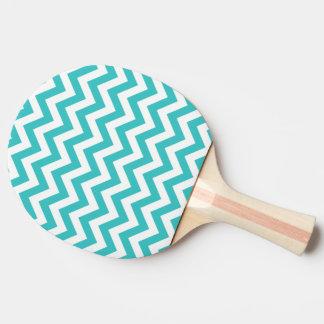 Paleta de moda del ping-pong de Chevron Pala De Tenis De Mesa