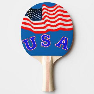 Paleta del ping-pong de los E.E.U.U., parte Pala De Ping Pong