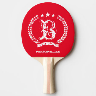 Paleta del ping-pong de los tenis de mesa del pala de ping pong