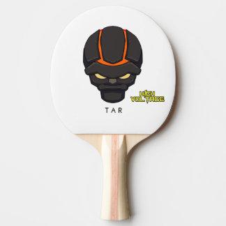 Paleta del ping-pong del alquitrán de Chibi Pala De Ping Pong