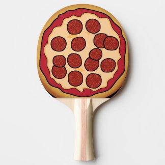 Paleta del ping-pong del tablero de la pizza pala de tenis de mesa