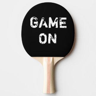 Paleta del ping-pong pala de tenis de mesa