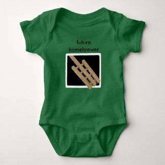 Paleta del puré - Homebrewer futuro Camisas