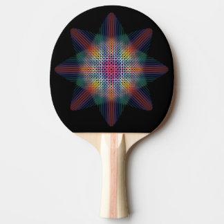 Paleta traviesa del ping-pong de la estrella del m pala de ping pong