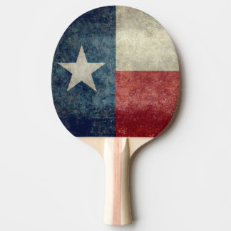 Paletas retras del ping-pong del vintage de la pala de tenis de mesa