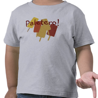 Paletero! T-shirt
