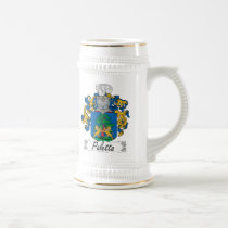 Paletta Family Crest Mug