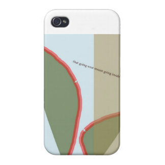 """""""Palette Knife"""" iPhone 4 Cases"""