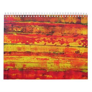 Palette Paintings 2010 Series Calendar