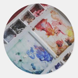 Palette Sticker
