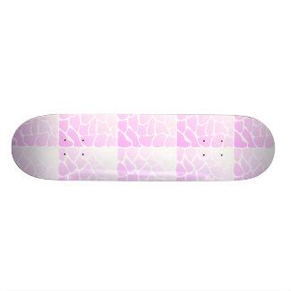 Palidezca - el modelo rosado monopatines